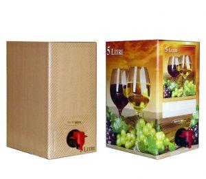 Contenitori per vino